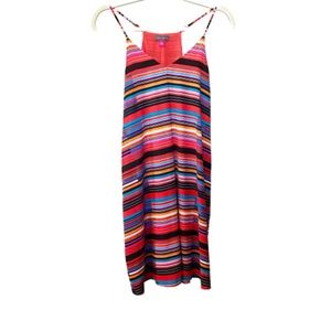 Vince camuto xs Havana brights multicolored dress